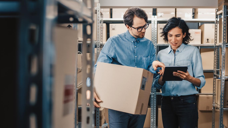 Slik burde B2B-bedrifter tilpasse lager og logistikk for e-handel